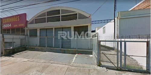 Galpão Para Aluguel Em Jardim Eulina - Ga007464