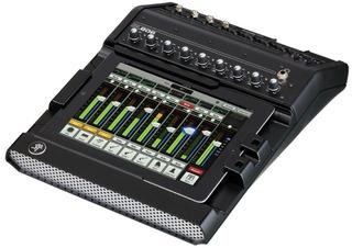 Consola Digital Mackie Dl806 8 Canales Compatible Con iPad