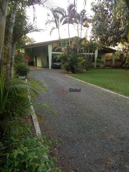 Chácara À Venda, 1066 M² Por R$ 590.000,00 - Chácara Cruzeiro Do Sul - Sumaré/sp - Ch0047
