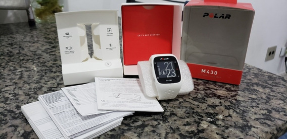 Relógio Esportivo Polar M430