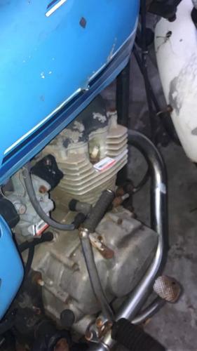 Motor Cg 125 Ks 83