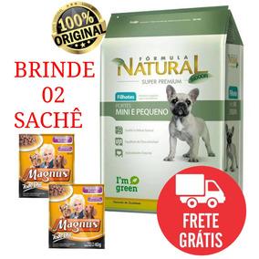 Formula Natural Filhote 7kg A Super Premium + Vendida