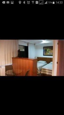 05638 - Flat 1 Dorm, Brooklin Novo - São Paulo/sp - 5638