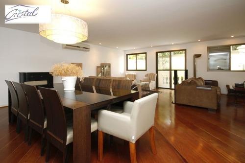 Imagem 1 de 8 de Apartamento Para Venda, 3 Dormitórios, Alto De Pinheiros - São Paulo - 22867