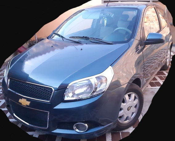 Chevrolet Aveo Lt Speed Automatico