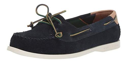 Sperry Zapatos Nauticos Autenticos Originales De Venecia P