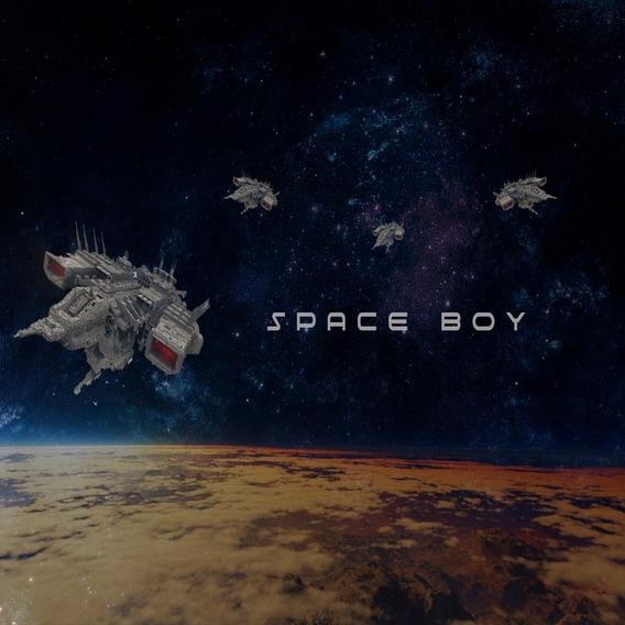 Lo-fi Type Beat | S P A C E Boy - Fractal Beats