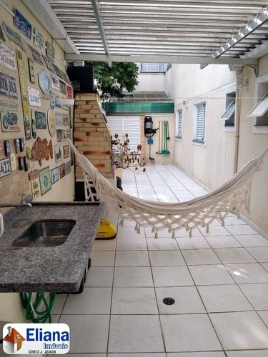 Apartamento Santa Maria -  Térreo Com Quintal E Churrasqueira - Na2038