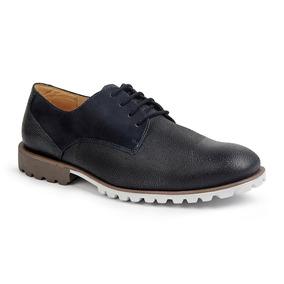 238a9e871c Sapato Social Masculino Azul Marinho Sandro Moscoloni - Sapatos no ...