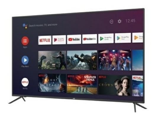 Smart Tv Led32 Jvc Com Wi-fi, Conversor Digital Acesso Total