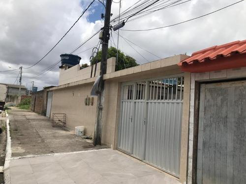 Casa Em Jardim Santo Inácio, Cabo De Santo Agostinho/pe De 0m² 2 Quartos À Venda Por R$ 350.000,00 - Ca174899