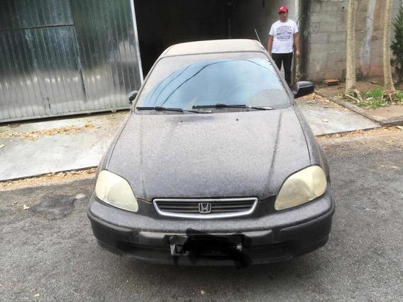 Honda Civic 1.6 Ex Aut. 4p 1998 Venda Pecas
