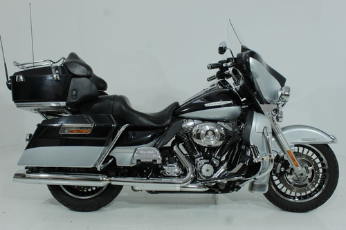 Harley Davidson Electra Glide Ultra Limited 2013 Preta