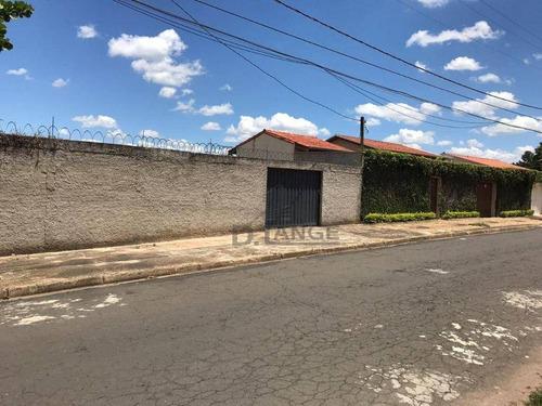 Imagem 1 de 6 de Terreno À Venda, 351 M² Por R$ 350.000,00 - Parque São Quirino - Campinas/sp - Te4850