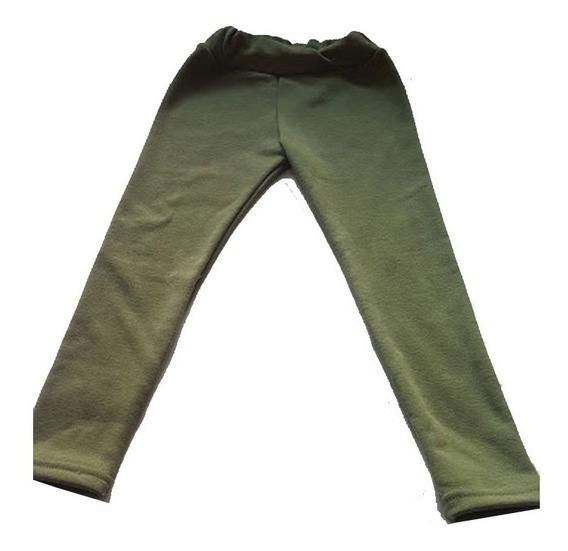Calzas Con Piel Nena Pantalones Jogging Del 4 Al 16