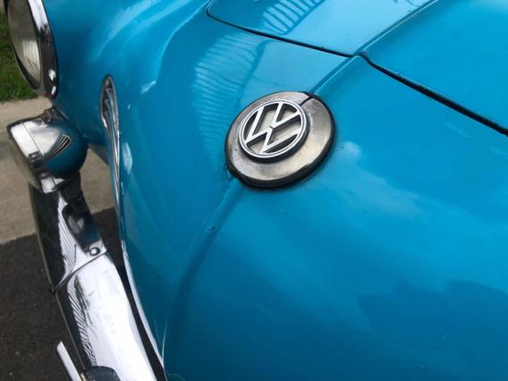 Volkswagen Karmann Ghia Convertible 1960