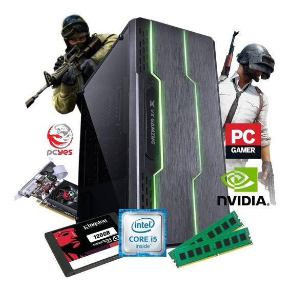 Pc Gamer Core I5 16gb Hd 500gb Ssd 120gb Placa Video 2gb