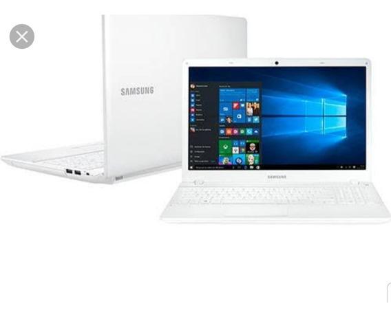 Notebook Samsung Essentials E20 Branco