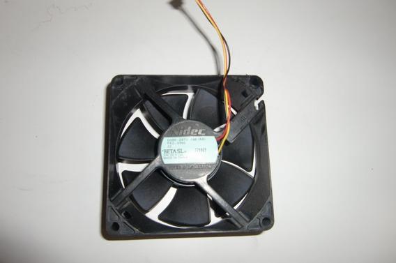 Fan Nidec 80 Mm X 80 Mm X 25 Mm 24v Fk2-0364 ,fk2-0380 Canon