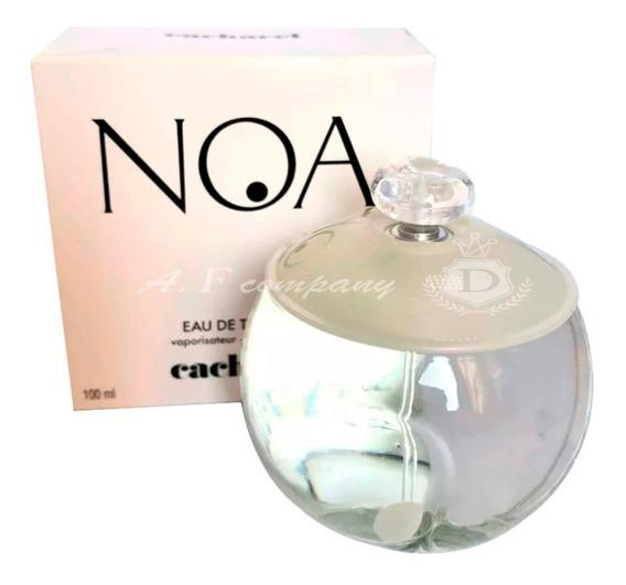 Perfume Feminino Cacharel Noa Eau De Toilette 100ml