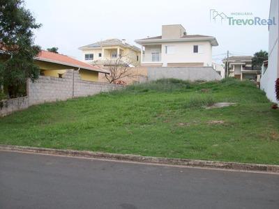 Terreno Residencial À Venda, Condomínio Vivenda Das Cerejeiras, Valinhos. - Te0308