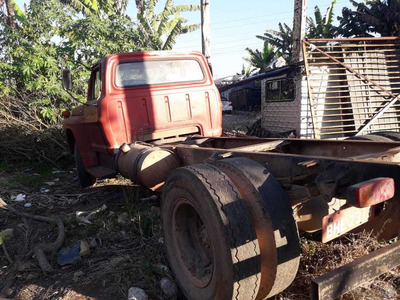 Ford F600 Chassi 1978