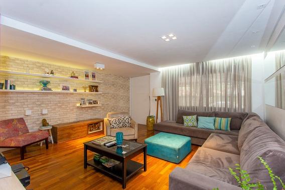 Casa À Venda, Cidade Monções, 220m², 3 Dormitórios, 1 Suíte, 2 Vagas! - It55308