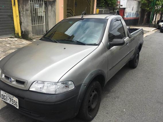 Fiat Strada 1.5 Working 2p Gasolina 2002