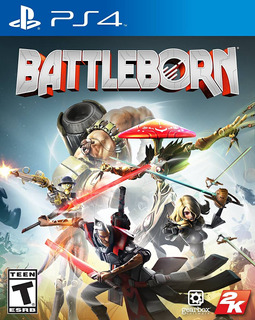 Juego Battleborn Ps4 Ibushak Gaming