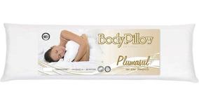 Travesseiro 100% Pluma De Ganso-body Pillow-50x150