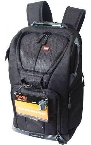 Mochila Para Cameras Fotograficas Ec-8805 Casy C/ Nf Ec8805