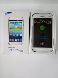 Smartphone Samsung Galaxy Grand Duos Gt-i9082 Root Android