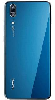 Huawei P20 Smartphone 5.8 , 128 Gb, Color Azul.desbloqueado