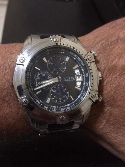 Relógio Guess Waterpro Japan Movt 100m/330ft (troco Amazfit)