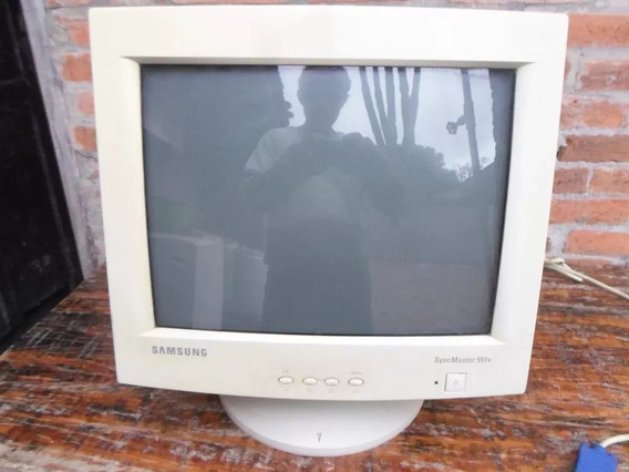 Antigo Monitor Tubo 13,5