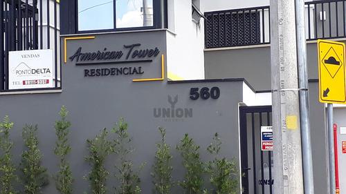 Lindo Apartamento À Venda No Condomínio American Tower - Valinhos/sp. - Ap00086 - 69339843