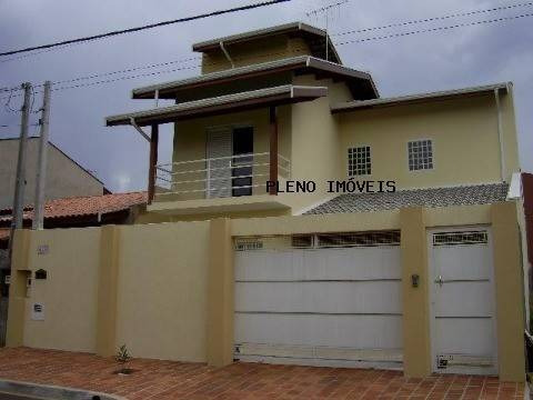 Casa À Venda Em Residencial Terras Do Barão - Ca001903