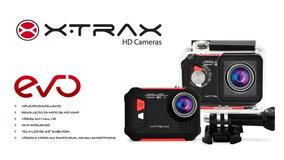 Câmera De Ação Xtrax Evo Full Hd