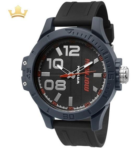 Relógio Mormaii Masculino Mo2035ic/8r C/ Garantia E Nf