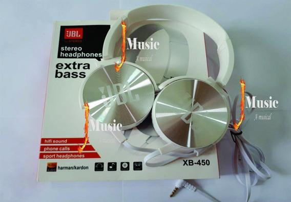 Fone Jbl Xb 450 Extra Bass