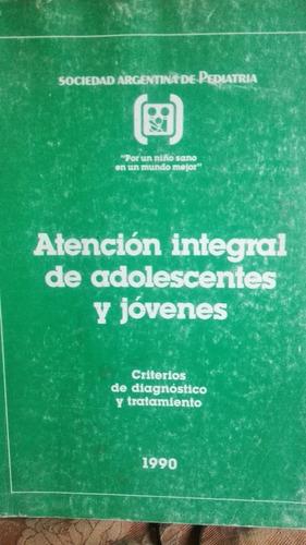 Atención Integral De Adolescentes Y Jovenes