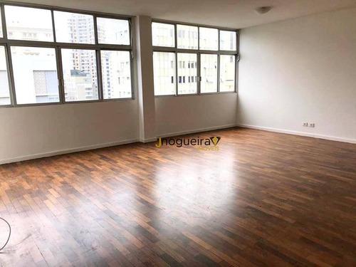 Imagem 1 de 23 de Apartamento Para Alugar, 211 M² Por R$ 8.500,00/mês - Itaim Bibi - São Paulo/sp - Ap13997