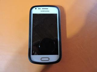 Celular Samsung Trend Con Funda Y Protector Pantalla