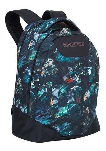 Mochila Gr Sestini 2 Compart 17t Star Wars Rogue One 071634