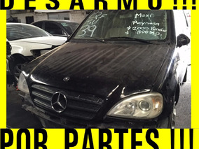 Por Partes, Desarmo Mercedes Ml 320 2002 Refacciones Europea