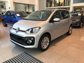 Volkswagen Up! High Tsi Turbo Gris Plata 0km 2019