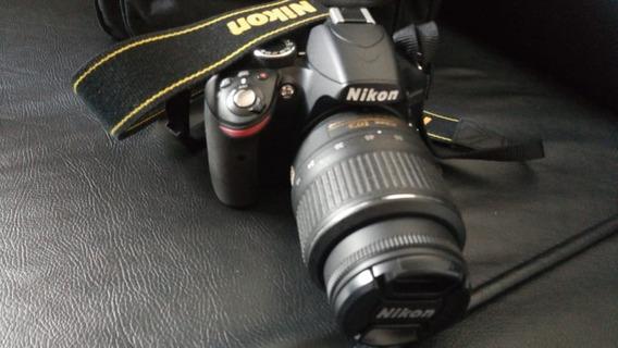 Nikon D3200 Acompanha Bolsa E Tripe