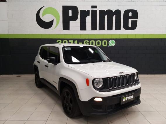 Jeep Renegade 1.8 16v - 1 Ano De Garantia