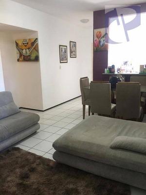 Apartamento Residencial À Venda, Água Fria, Fortaleza. - Ap1325
