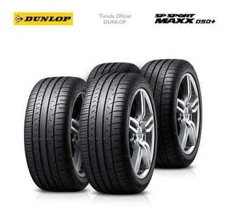 Kit X4 255/50 R19 Dunlop Sp Sport Max050+ Tienda Oficial